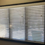 Graber 2 inch real wood blinds in Paramus, NJ