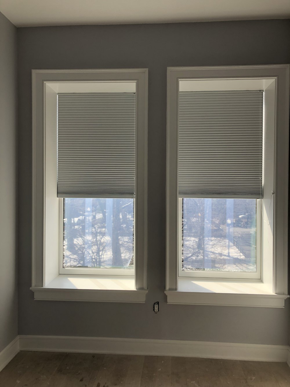 Graber 3 8 Inch Blackout And Translucent Cellular Shades
