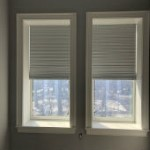Graber 3/8 inch blackout and translucent cellular shades in Jersey City, NJ