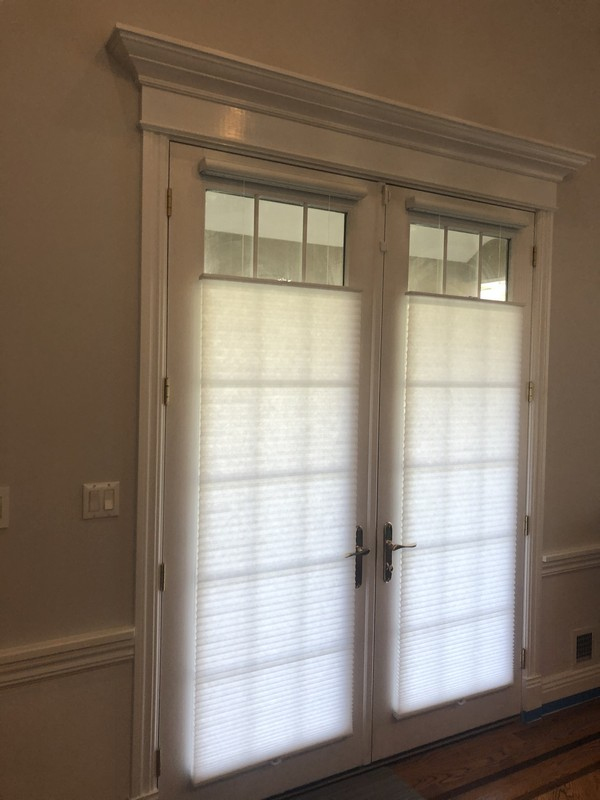 Graber Cordless Cellular Shades with Top Down/bottom Up Feature in Upper Saddle River NJ