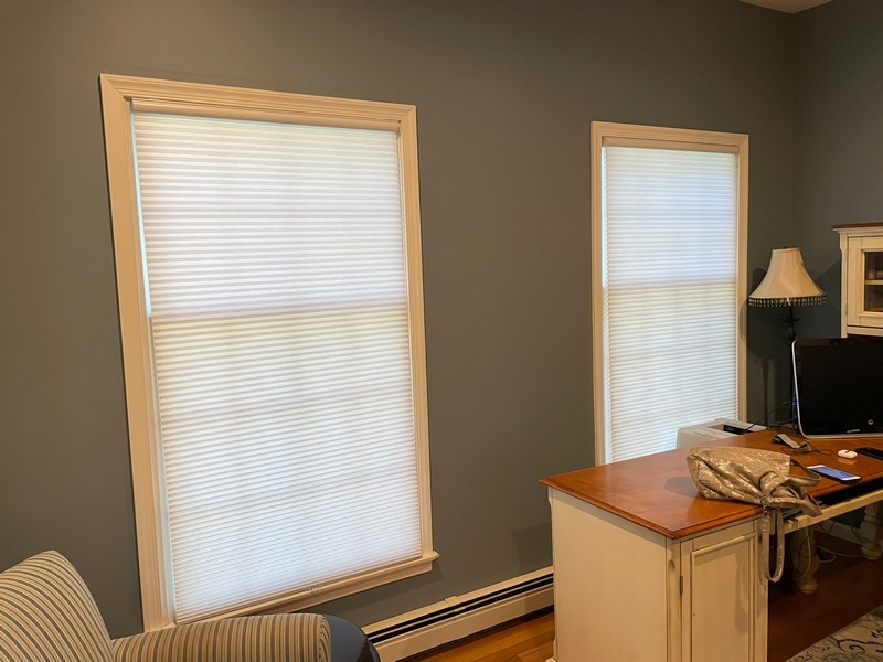 Graber Cordless Cellular Shades and Cordless Cellular Skylight Shade in Mahwah, NJ