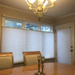 Graber Cordless Cellular Shades Installed in Tenafly, NJ