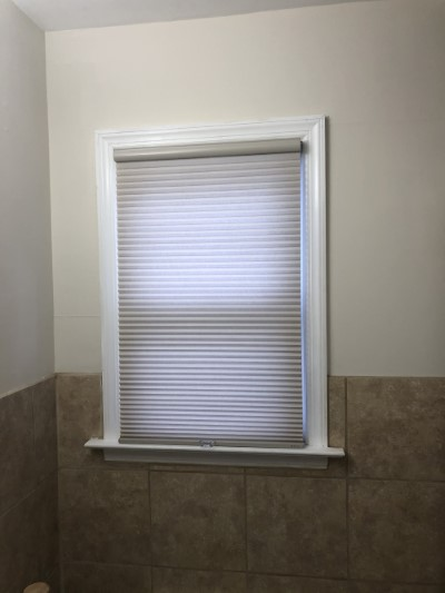 Graber Double Cell Cordless Cellular Shades in Wanaque, NJ