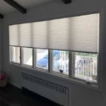 Graber Semi-Opaque Cellular Shades in Lodi, NJ