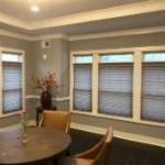 Graber Single Pleated Shades in Ho-Ho-Kus, NJ