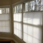 Graber 3/4 inch cellular shades Top down/bottom up in Upper Saddle River, NJ