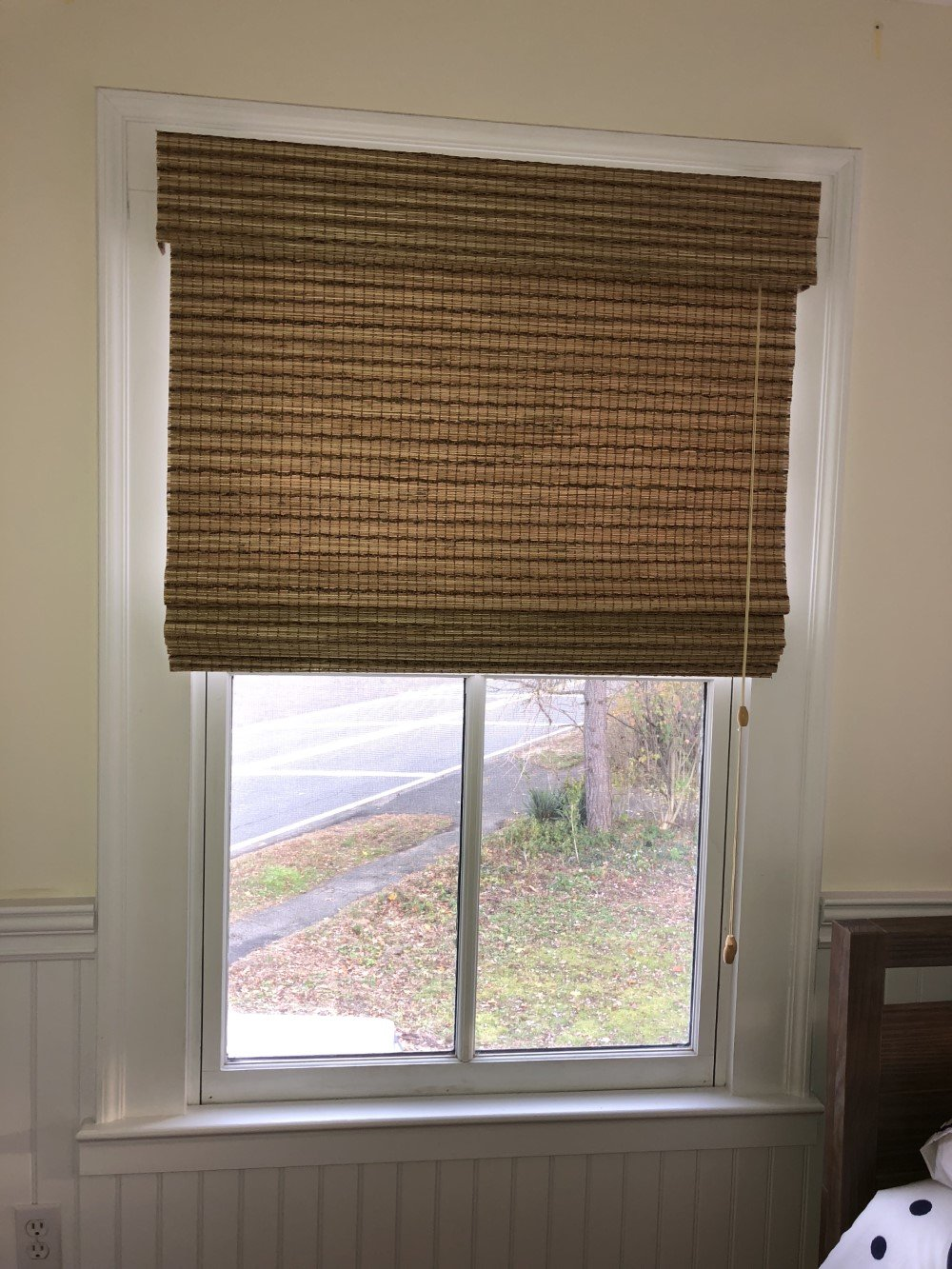 Graber Woven Wood Blinds Installed In Wyckoff Nj Latest