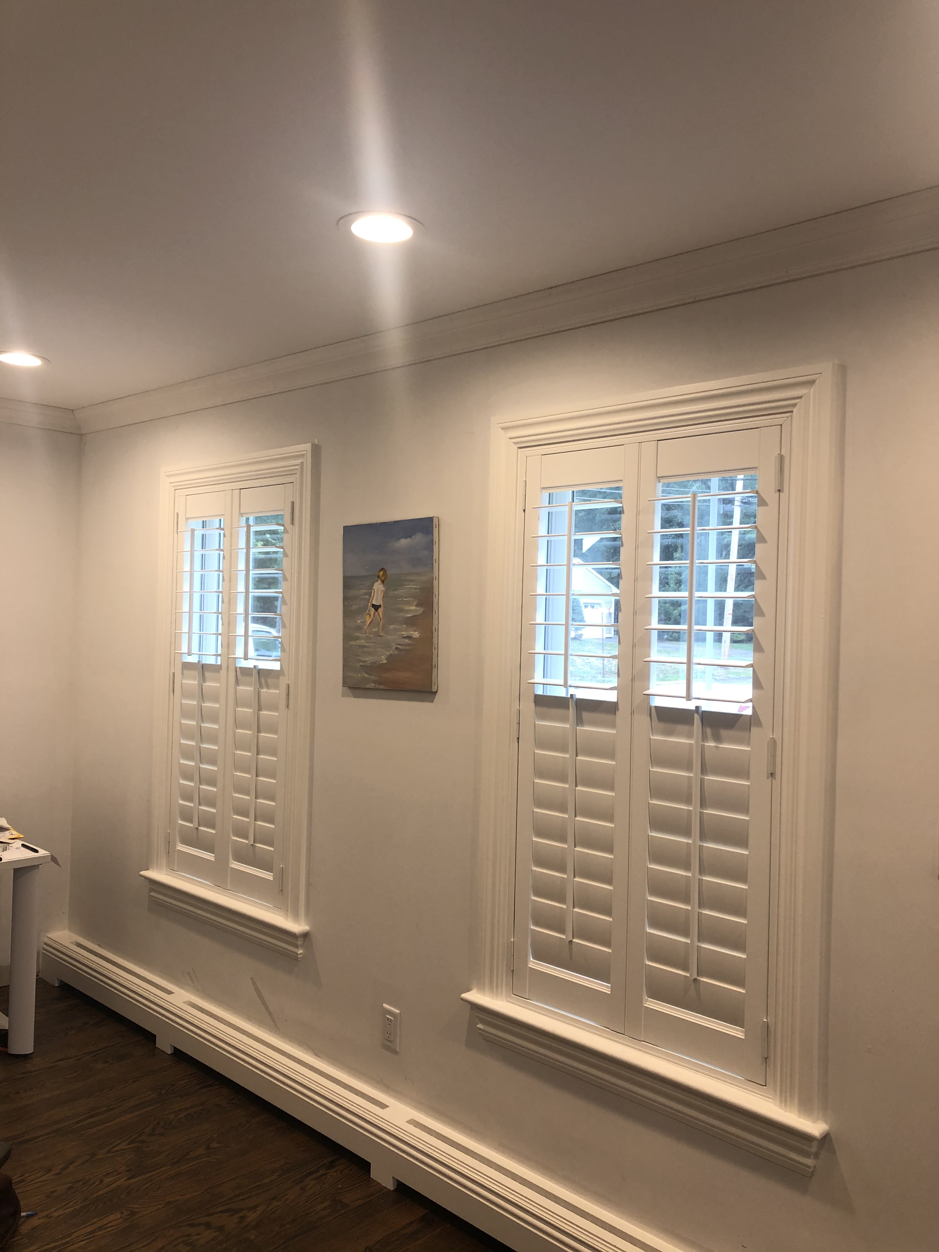 Hunter Douglas Louvered Shutters Split Tilt Arm Rockers Wyckoff, NJ