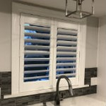 Hunter Douglas Louvered Plantation Shutters in Wyckoff, NJ