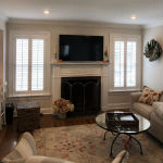 Hunter Douglas Plantation Shutters Installed in Wyckoff NJ