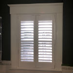 Hunter Douglas Louvered Shutters in Midland Park, NJ