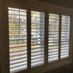 Hunter Douglas plantation shutters installed in Oakland, NJ