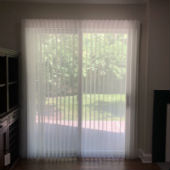 Hunter Douglas Luminettes and Hunter Douglas Interior Shutters