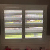 HD Louvered Plantation Shutters in Oradell, NJ