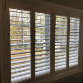 Hunter Douglas plantation shutters installed in Oakland, NJ